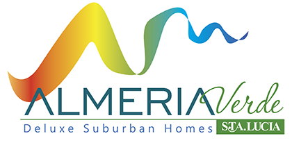 ALMERIA VERDE DAGUPAN CITY Subdivision in Dagupan, Residential Lot and House and Lot  Bolosan District Dagupan City Logo