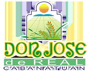 DON JOSE DE REAL CABANATUAN Subdivision in Cabanatuan, Residential Lot & House and Lot Logo