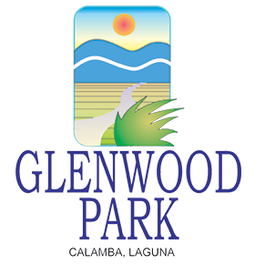 GLENWOOD PARK Subdivision in Calamba, Residential Lot & House and Lot Logo