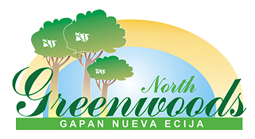 GREENWOODS NORTH GAPAN CITY Subdivision in Gapan, Residential Lot & House and Lot Logo