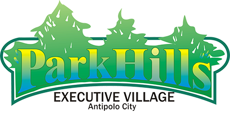 PARK HILLS EXECUTIVE VILLAGE Subdivision in Antipolo, Residential Lot & House and Lot Logo