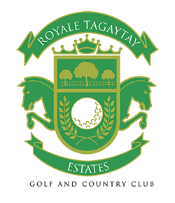 THE ROYALE TAGAYTAY ESTATES Subdivision in Tagaytay, Residential Lot & House and Lot Logo