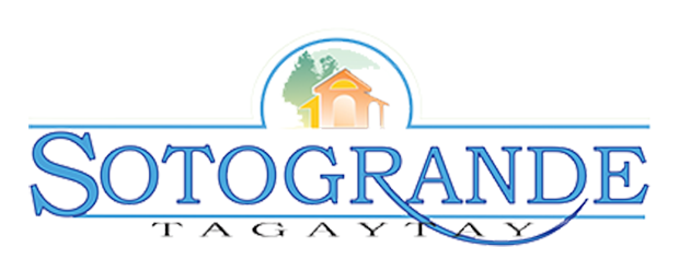 SOTOGRANDE TAGAYTAY Subdivision in Tagaytay, Residential Lot & House and Lot Logo