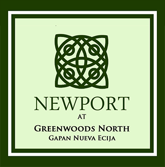 NEWPORT AT GREENWOODS NORTH House and Lot in Gapan Logo
