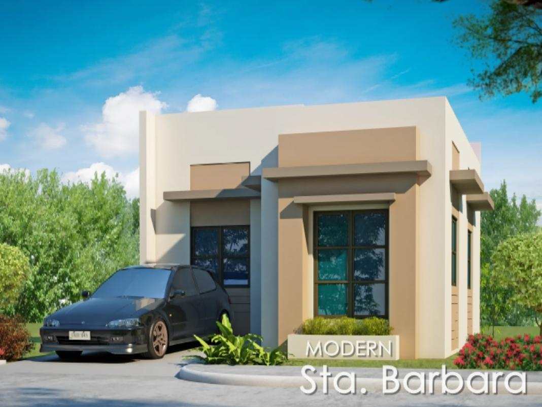 1 bedroom house and lot for sale in sotogrande tagaytay for Building a one room house